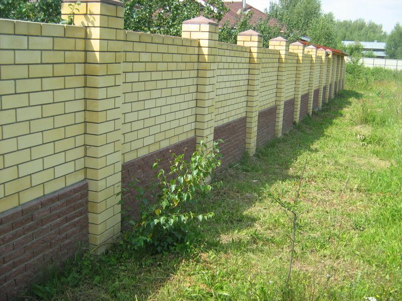 Забор в нновгороде